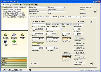 AccessUI for Microsoft Access Sample